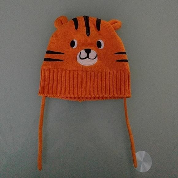 f510195094b510 H&M Accessories | Hm Baby Tiger Winter Hat 26months | Poshmark